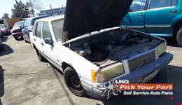 1990 VOLVO 740 available for parts