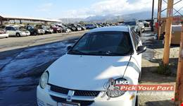 2004 DODGE NEON available for parts