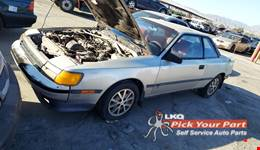 1986 TOYOTA CELICA available for parts