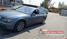 2007 BMW ALPINA B7 available for parts