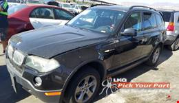 2008 BMW X3 available for parts
