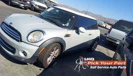 2011 MINI COOPER available for parts