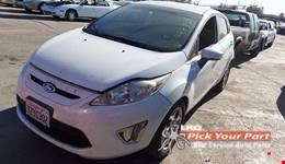2011 FORD FIESTA available for parts