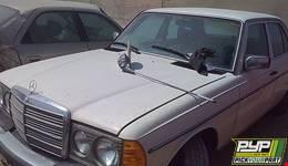 1978 MERCEDES-BENZ 240D
