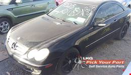 2006 MERCEDES-BENZ CLK350