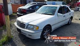 2000 MERCEDES-BENZ C230 available for parts