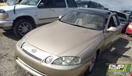 1995 LEXUS SC400 available for parts