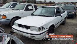1992 TOYOTA COROLLA available for parts