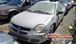 2005 DODGE NEON available for parts