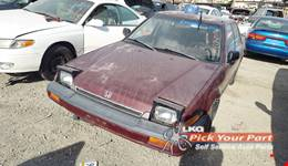 1986 HONDA ACCORD available for parts
