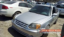 2005 HYUNDAI ACCENT available for parts