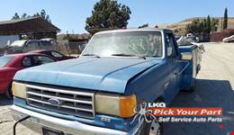 1989 FORD F-350 available for parts