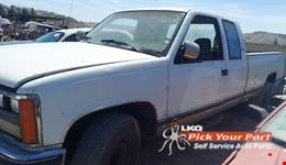 1989 GMC C2500 available for parts