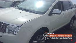 2007 LINCOLN MKX available for parts
