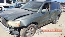 2005 TOYOTA HIGHLANDER available for parts