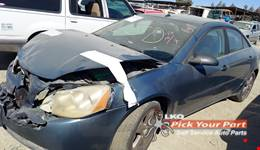 2005 PONTIAC G6 available for parts