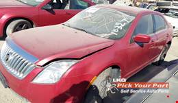 2011 MERCURY MILAN available for parts