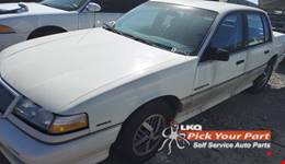 1990 PONTIAC GRAND AM available for parts