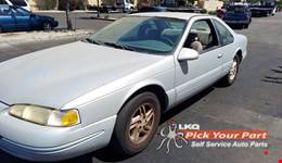 1996 FORD THUNDERBIRD partes disponibles