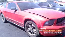 2005 FORD MUSTANG partes disponibles
