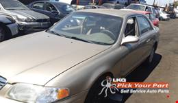 2000 MAZDA 626 available for parts