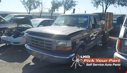 1993 FORD F-150 available for parts