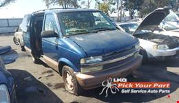 2002 CHEVROLET ASTRO available for parts