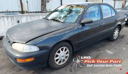 1995 GEO PRIZM available for parts