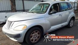 2002 CHRYSLER PT CRUISER available for parts