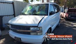 2001 CHEVROLET ASTRO available for parts