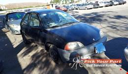 1999 CHEVROLET METRO available for parts