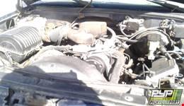 1998 GMC C1500 SUBURBAN