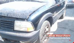 1999 OLDSMOBILE BRAVADA partes disponibles