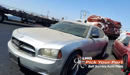 2007 DODGE CHARGER available for parts