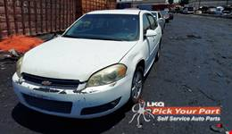 2011 CHEVROLET IMPALA available for parts