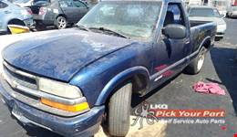 2001 CHEVROLET S10 available for parts