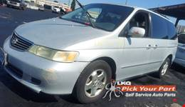 2001 HONDA ODYSSEY available for parts