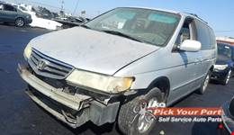2002 HONDA ODYSSEY available for parts