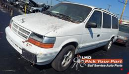 1995 DODGE GRAND CARAVAN available for parts