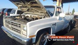 1987 CHEVROLET R20 available for parts