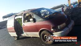 1995 TOYOTA PREVIA available for parts