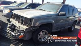 1997 JEEP GRAND CHEROKEE available for parts