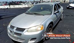 2004 DODGE STRATUS available for parts