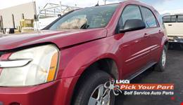 2005 CHEVROLET EQUINOX available for parts
