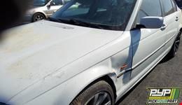 2000 BMW 328I partes disponibles