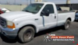 2001 FORD F-350 SUPER DUTY available for parts