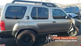 2003 NISSAN XTERRA available for parts