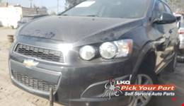 2015 CHEVROLET SONIC available for parts