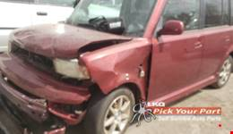 2006 SCION XB available for parts