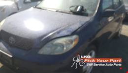 2004 TOYOTA MATRIX available for parts